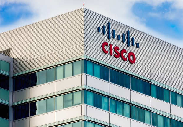 Sede da Cisco Systems, na Califórnia (Foto: David Paul Morris/Bloomberg via Getty Images)