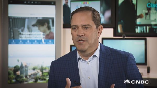 Cisco's CEO on its changing business model
